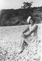 burgaz-aya-nikala-plage-femme-1931
